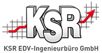 Meilensteine der KSR EDV-Ingenieurbüro GmbH